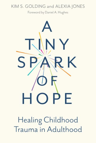 A Tiny Spark of Hope cover © JKP
